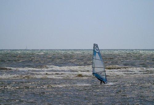 wind  surf  sea