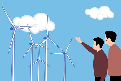 wind  farm  onshore