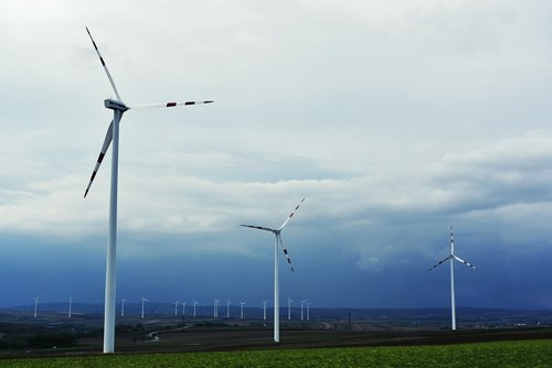 wind  electric power  wind power