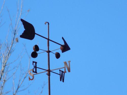 wind weathervane weather