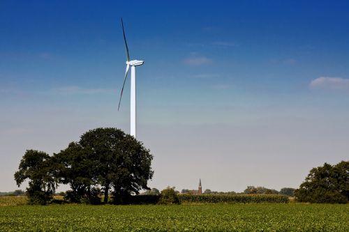 wind energy pinwheel wind power