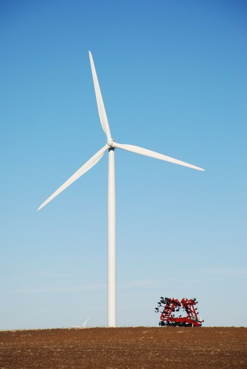 wind machine windmill turbine