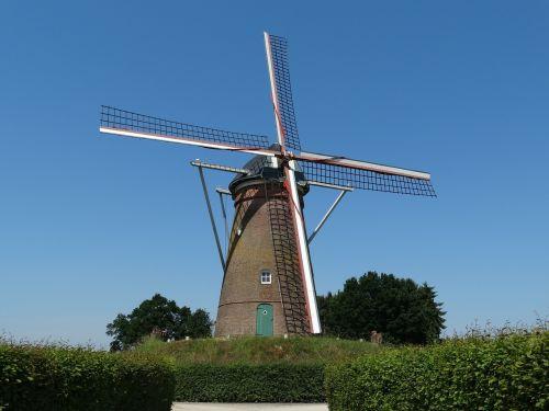 wind mill wicks historic building