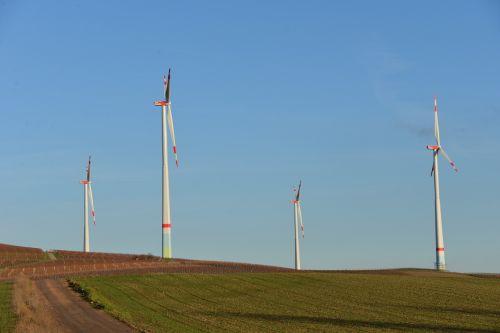 wind park windräder energy