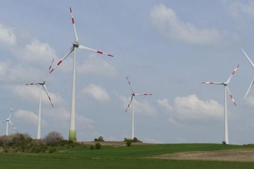 wind power rotor energy
