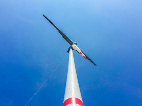 wind power wind pinwheel