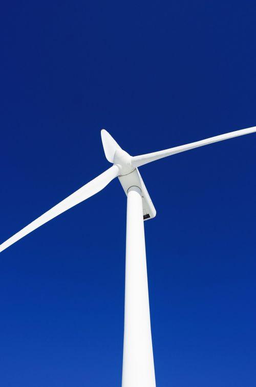 wind power pinwheel sky