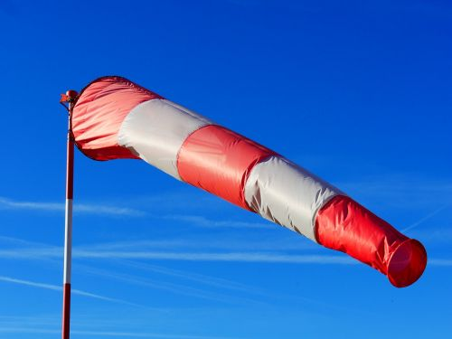 wind sock aviation airport