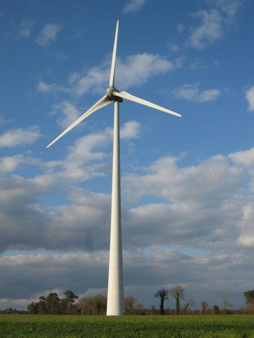 wind turbine renewable energy environment