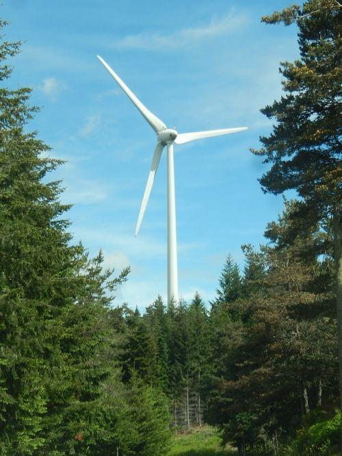 wind turbine sustainable development energy