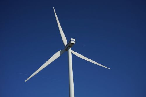 wind turbine rotor wka