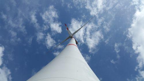 wind turbine wind power pinwheel