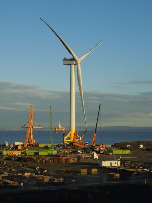 wind turbine turbine wind