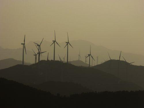 wind turbines ecology mills