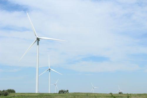 Wind Turbines Windmills