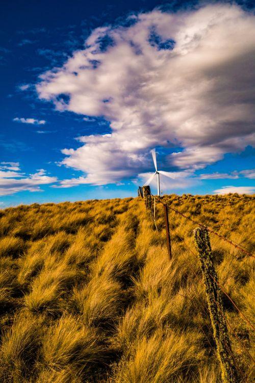 windfarm global warming energy