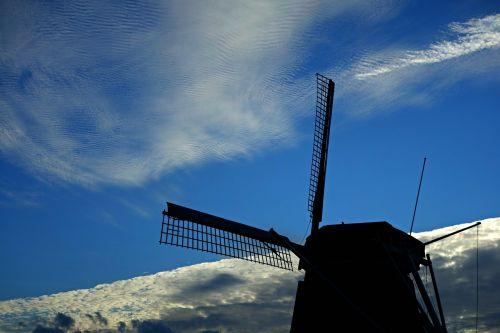 windmill mill sail