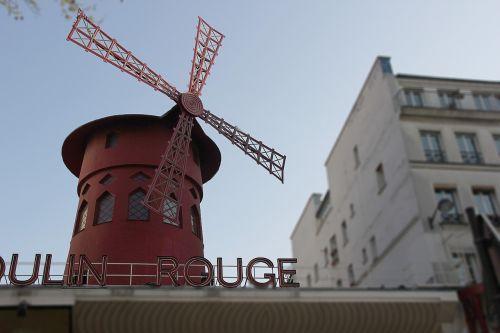 windmill paris tourism
