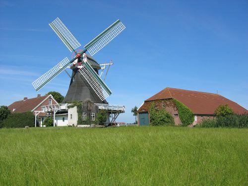 windmill homestead building