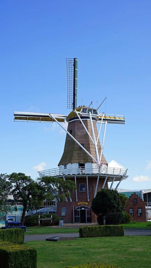 windmill museum historically