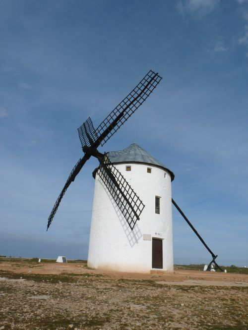 windmill don quijote mills la mancha