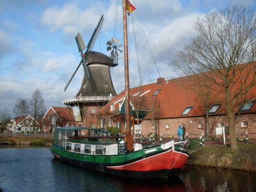 windmill boot channels