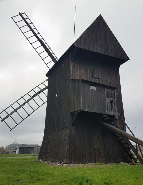 windmill monument sulmierzyce
