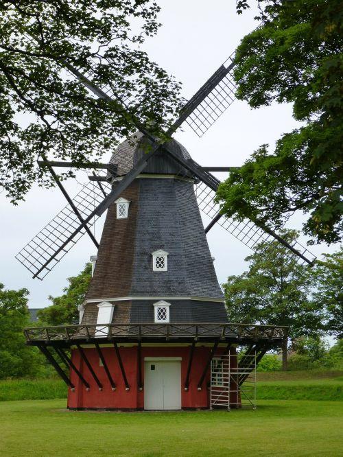 windmill denmark copenhagen