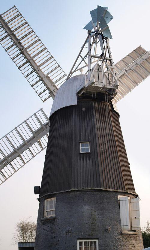windmill norfolk flour mill