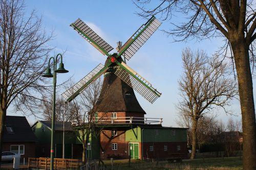 windmill mill god with us