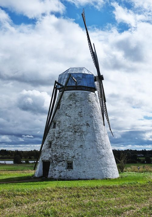 windmill tower windmill power machine