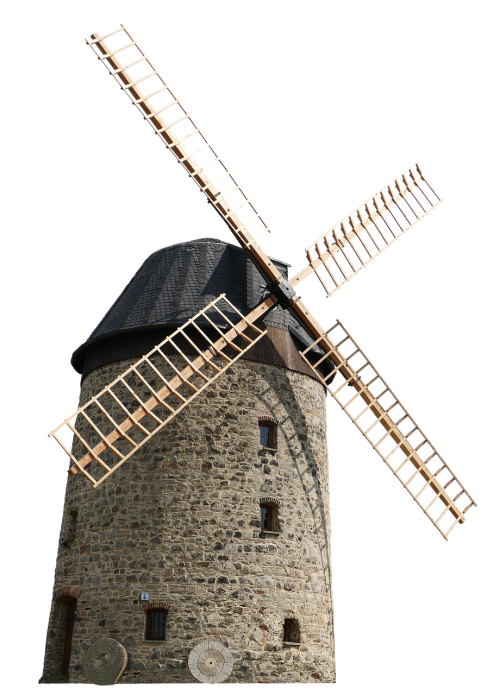 windmill mill wing