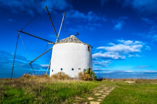 windmill sintra portugal