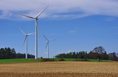 windmill  turbine  electricity