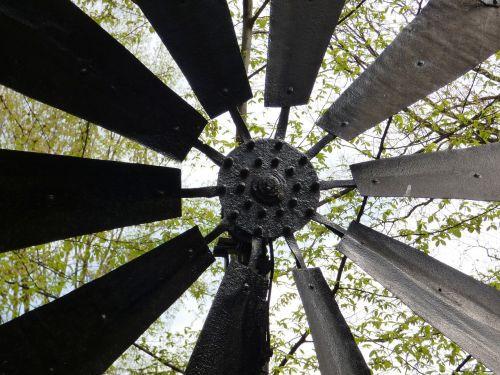 windmill wing machine