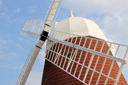 windmill  wind mill  sails