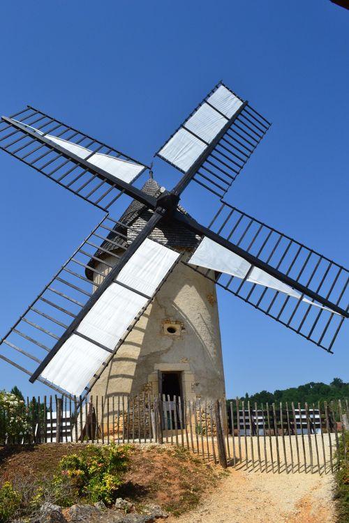 windmill mill bournat