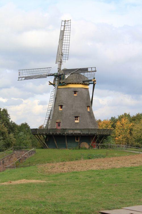 windmill old mill