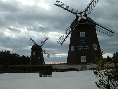 windmill pinwheel netherlands