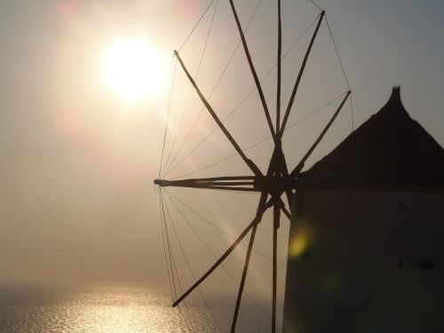 windmill greece greek
