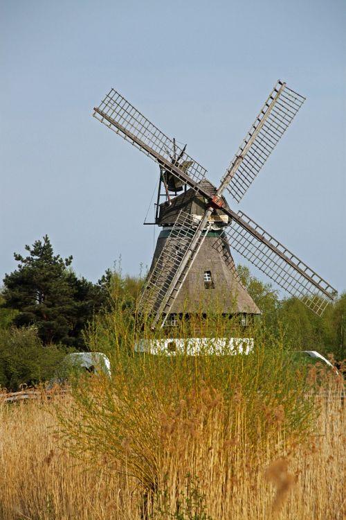 windmill mill lower saxony