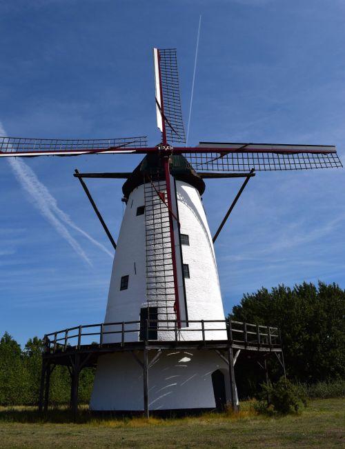 windmill wind mill