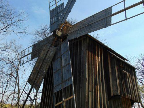 windmill mill old