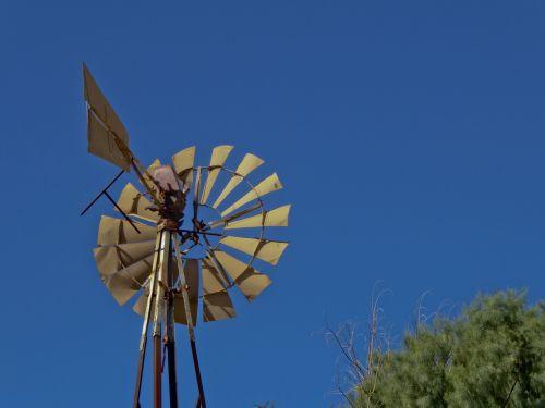 Windmill Weather Vane