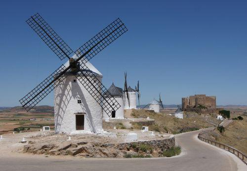 windmills windräder wind power