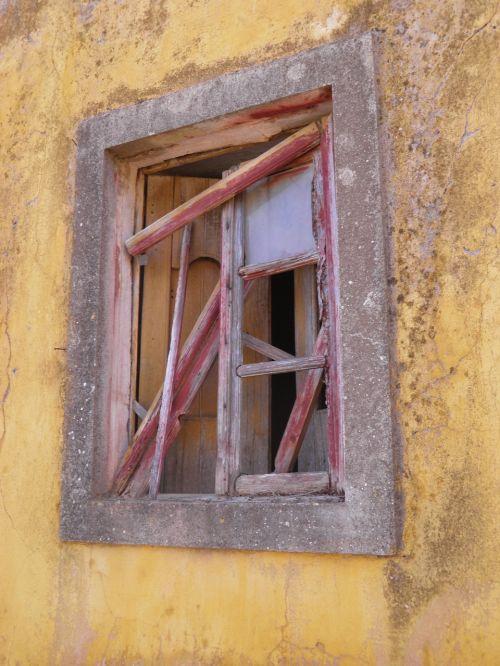 window old window architecture