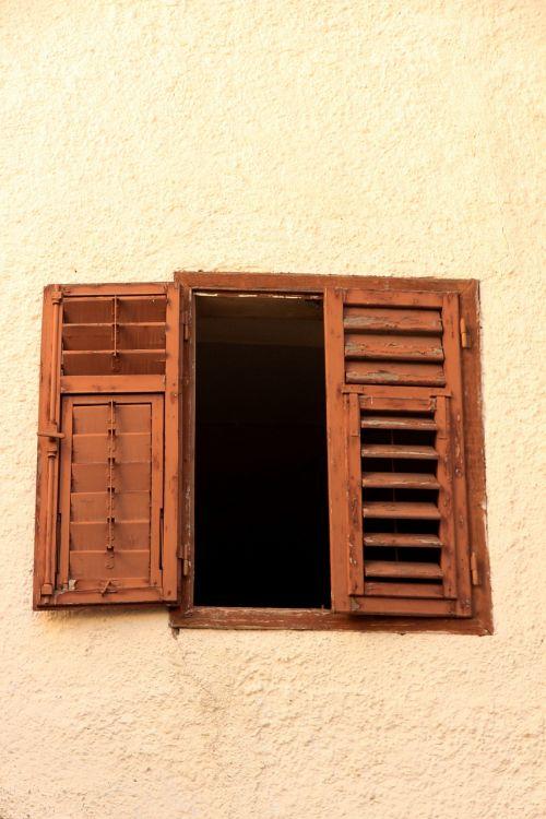 window shutters wooden shutters