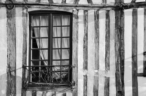 window facade house