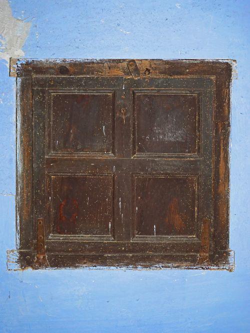 window wardrobe old