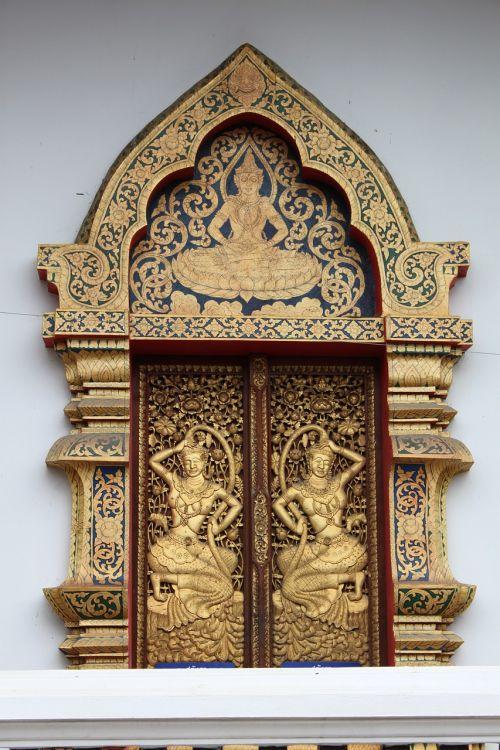 window temple north thailand